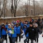 Диабетический марафон «5,5», организованный министерством здравоохранения Амурской области прошел в областном центре